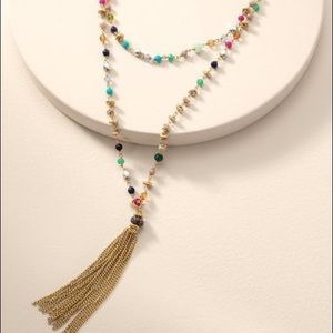 Stella & Dot Gitane necklace
